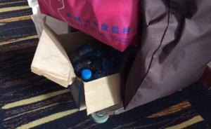 除垢清洁剂被装入矿泉水瓶,苏州一酒店客人误食后中毒死亡