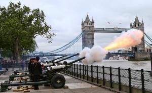 习近平访英丨英方为何要鸣放103响礼炮,而不是21响?