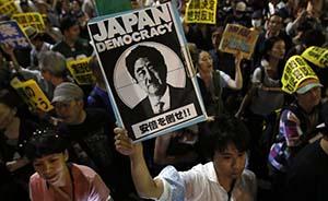 观察|解禁集体自卫权成日本国民最关心的问题