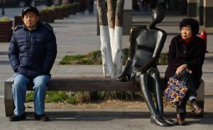中国老龄化特征是未富先老,本世纪中叶每三个国人中有一老人