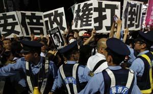 连线|日本民众谈解禁集体自卫权:被大脑短路的安倍惊呆了