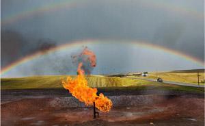 成长的烦恼:美国页岩油开采商被迫烧掉三成天然气