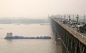 """争鸣 给南京长江大桥""""断骨增高""""就能畅通长江黄金水道?"""