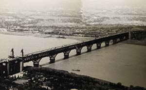 """钩沉  这些年,关于南京长江大桥要不要炸的""""生死辩论"""""""
