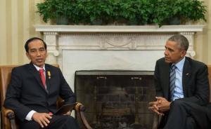 印尼总统对奥巴马说想加入TPP,但美国担忧其投资贸易壁垒