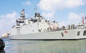 印度海军舰艇访问韩国港口,两名水兵被控骚扰当地女性
