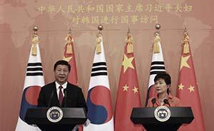 中韩敲定明年启动两国海域划界谈判