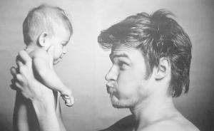 男人也会得产前抑郁症,准爸爸同样需要爱