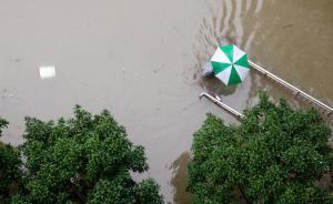"""上海嘉定区委书记:投入14.5亿,以后下暴雨不再""""看海"""""""