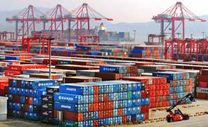 """上海自贸区启动国际中转集拼创新业务,被称""""有深度的创新"""""""