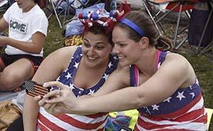 世界头条|美国独立日,普京向奥巴马提出改善关系