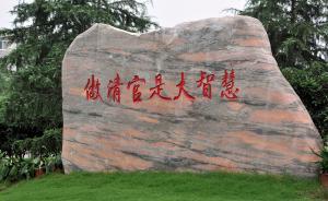 中纪委机关报刊文称落马老虎不懂热官冷做:有油水之处易滑倒