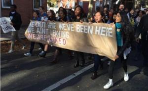 耶鲁等美国高校爆发反种族歧视游行,密苏里大学校长辞职