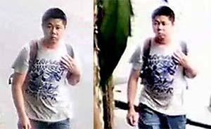 杭州公交车纵火案嫌犯身份仍不明,在山东火车站发现其视频