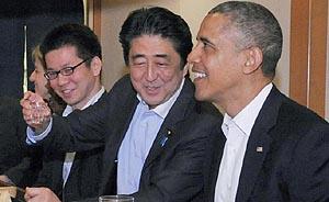 日耕火苑|安倍究竟想把日本带向何方,美国从未放松警惕