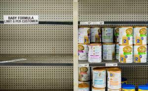 中国客双十一抢光奶粉?澳大利亚超市开始限购