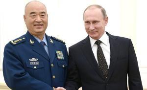 俄媒:中俄签署苏-35战机采购大单,20亿美元24架