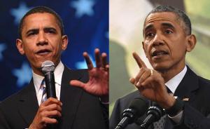 54岁奥巴马渐生白发但拒绝染发:希望年轻人不要说我老了