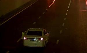 上海一交警被黑车司机酒驾逃逸拖行,一只手臂支撑一公里挣脱