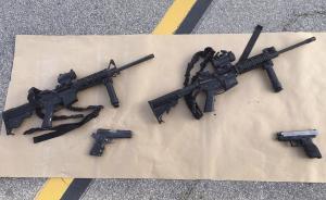 美国加州枪案被曝存在第三名嫌犯:为袭击者购买武器