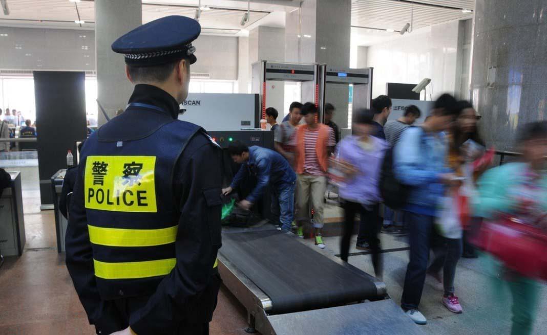 上海江苏六大火车站提升安检级别,液态物品全都要检查