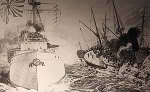 王新生:宪政与民权帮日本打赢了甲午战争