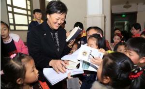 郑州小学生当面问副市长为啥雾霾:上不了体育课在教室里难受