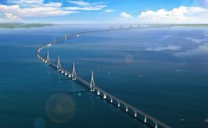 广东省规划打造高速公路网,投1400亿建琼州海峡跨海通道