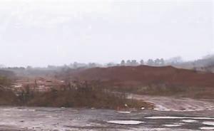 江西千亩土地被征7年仍是空地,村民无田捡垃圾为生