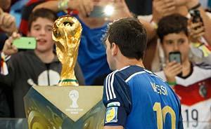 数据控 | 梅西传球成功数不如门将,德国队多跑近万米
