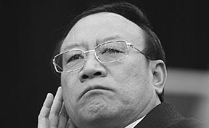 云南省委原常委、昆明市委原书记张田欣降为副处级非领导职务