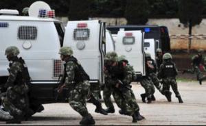中国出台反恐怖主义法,将反恐纳入国家安全战略