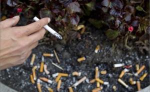 中国人群吸烟率达27.7%,吸烟人数5年增长1500万