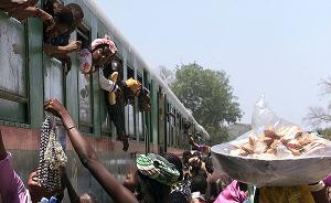 非洲观察|中国接续西非铁路百年梦想