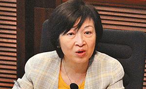 专访前香港廉政专员罗范椒芬:当官不能期望发财