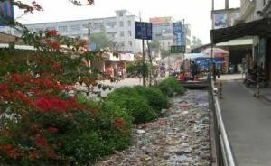 广东揭阳练江黑臭遭环保部通报,曾爆发污染影响上百万人饮水