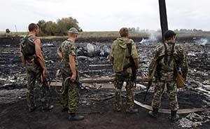 俄罗斯、乌克兰、亲俄武装均否认自己击落飞机