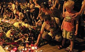 马航坠机298人遇难:过半为荷兰人,包括3名婴儿