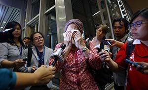 """""""马航坠机""""后的吉隆坡机场:MH17再也不会回来了"""