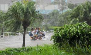 """51年来最强台风""""威马逊""""登陆三省,已致8人死亡"""