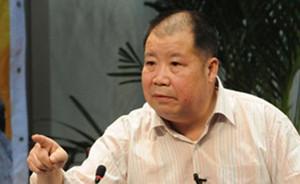 中纪委网站首期专家访谈请来二月河,在传统中找腐败诱因