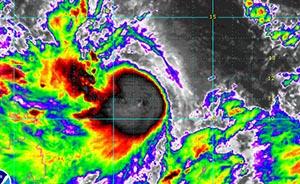 """""""威马逊""""刚走,台风""""麦德姆""""又来了:直扑福建台湾沿海"""