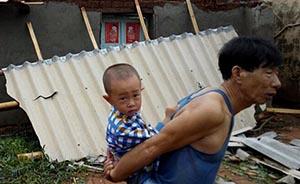 湛江灾民:棉被来了不嫌多,但安置住处更迫切