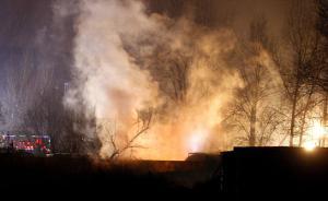吉林长春一液化气站爆炸,目击者称有人员伤亡