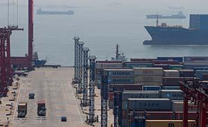 太仓港至洋山港开通快航,每年为企业节约成本3亿元