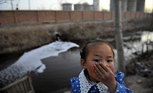 """""""毒泥围城"""":政府投5000亿处理污水,仍有80%污泥未处理"""