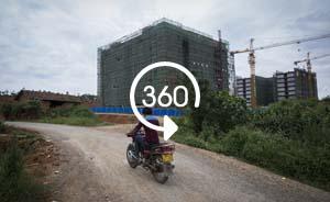 全景呈现|湖南省安仁县建设中的豪华政府大楼