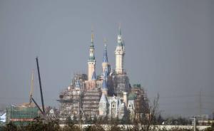 主题乐园巨头角逐中国市场,迪士尼、乐高、环球影城全来了