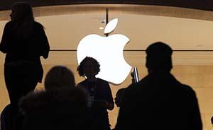 苹果单季卖出3520万台iPhone,中国销量上升48%