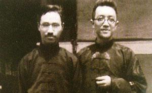 张耀杰:老友胡适与陈独秀的政见分歧